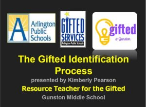 Gifted Info Session Presentation image