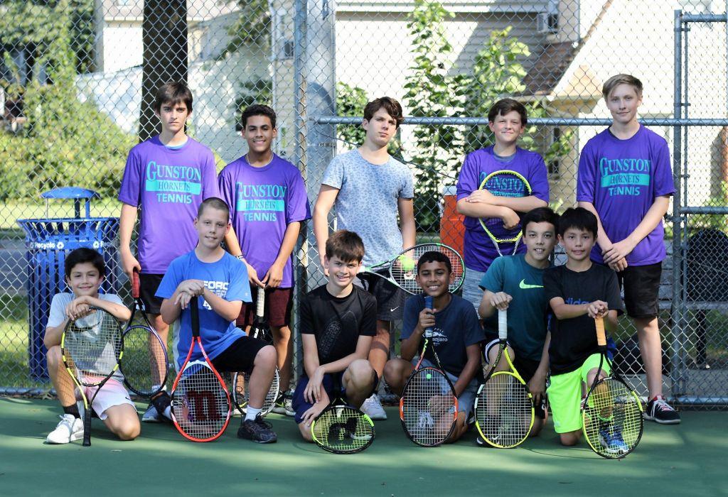 Boys' Tennis 2018-2019