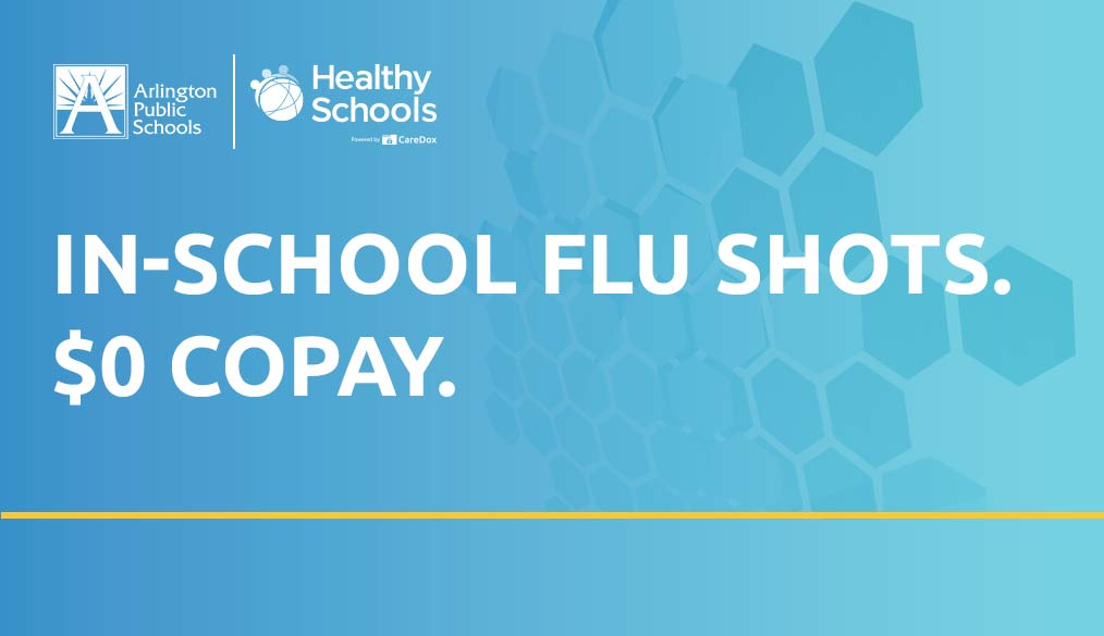 Free In-School Flu Shots, Nov. 27