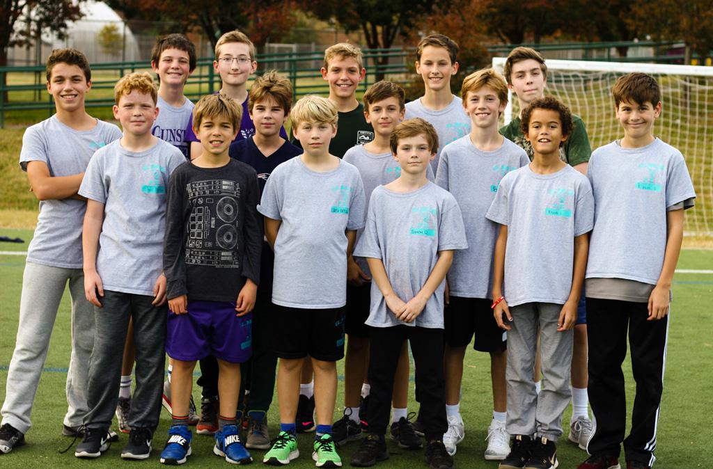 Boys' Ultimate Frisbee Team 2018-2019