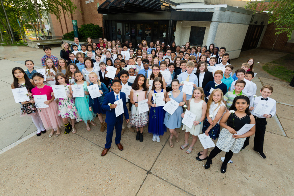 NJHS Induction 2019