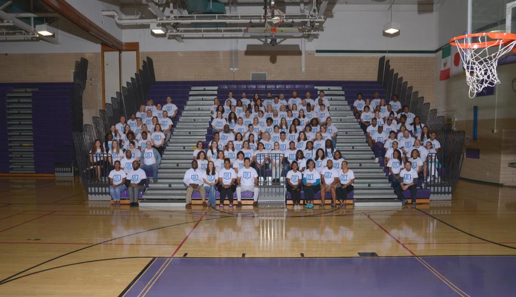2019-2020 Gunston Staff