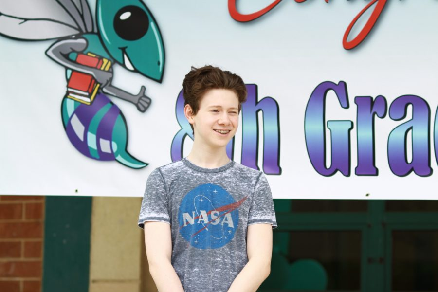 8th Grade 2020 Portrait 8