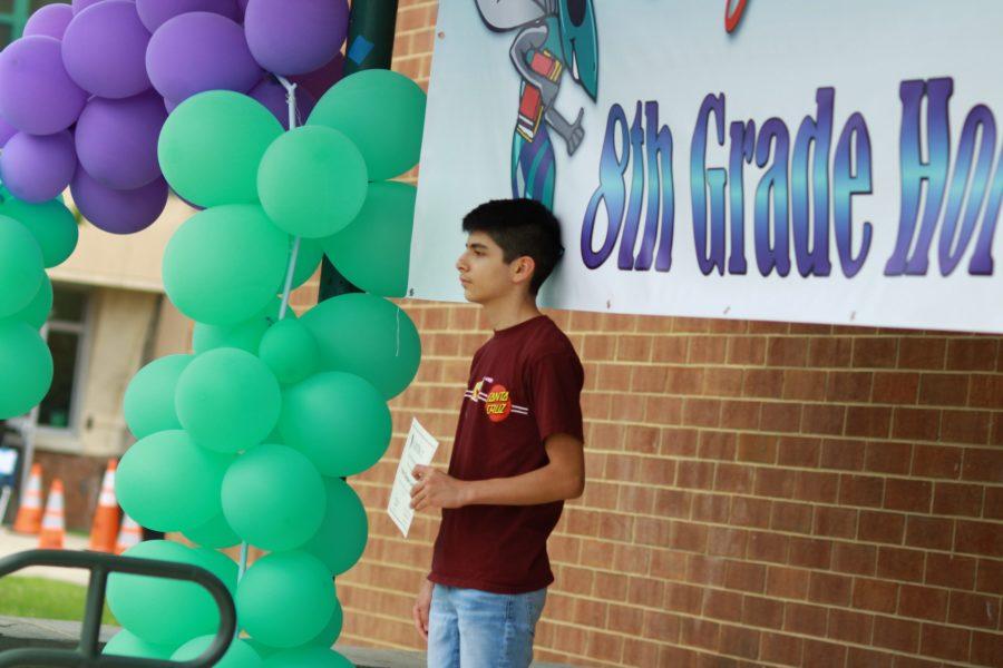 8th Grade 2020 Portrait 3