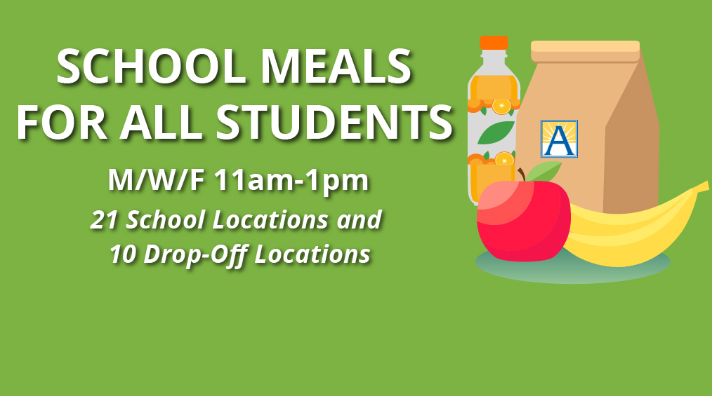 School Meals Service for 2020-21
