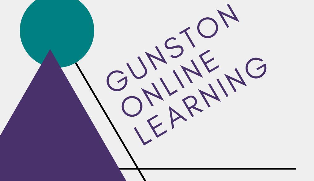 Online Learning @ Gunston Image