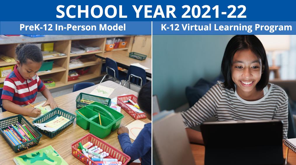 School Year 2021-2022 Instructional Models