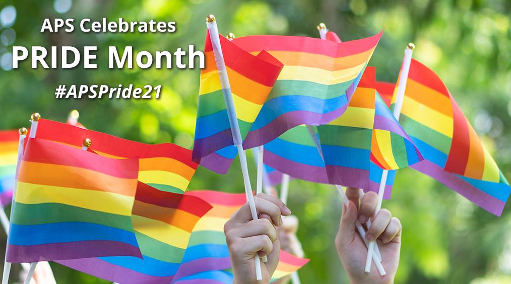 APS Celebrates Pride Month